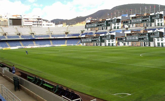 Simulación de como quedaría la grada de San Sebastián tras la construcción de la Fase I y II del proyecto.