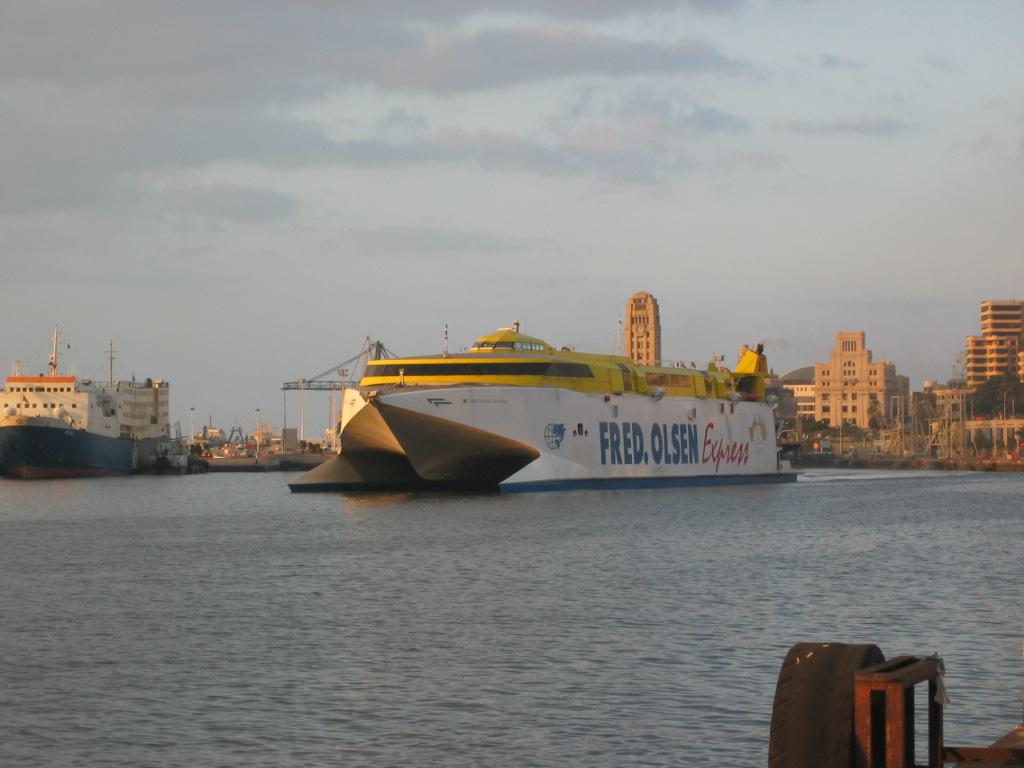 Amor en barco