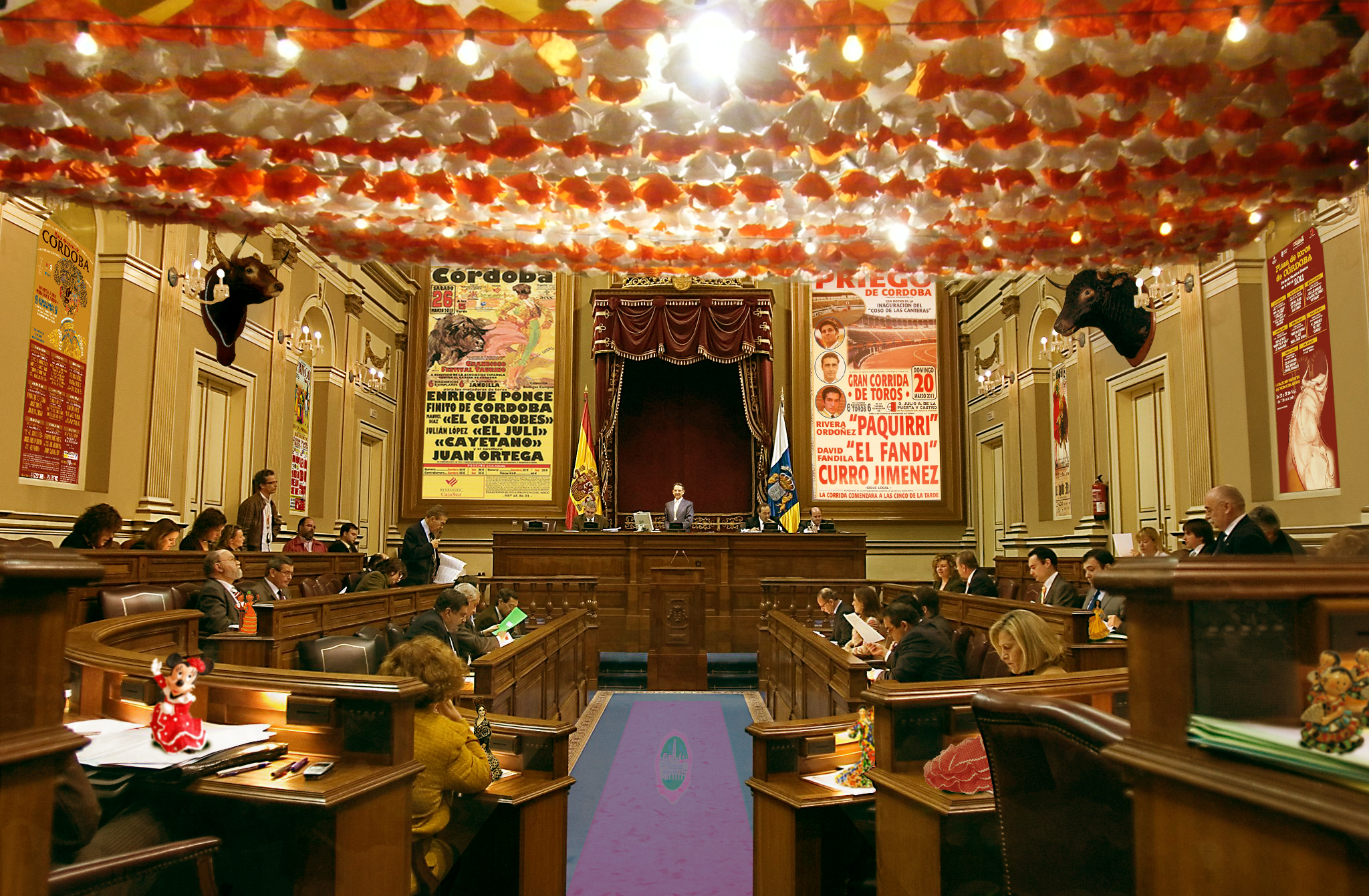 Parlamento cordobés