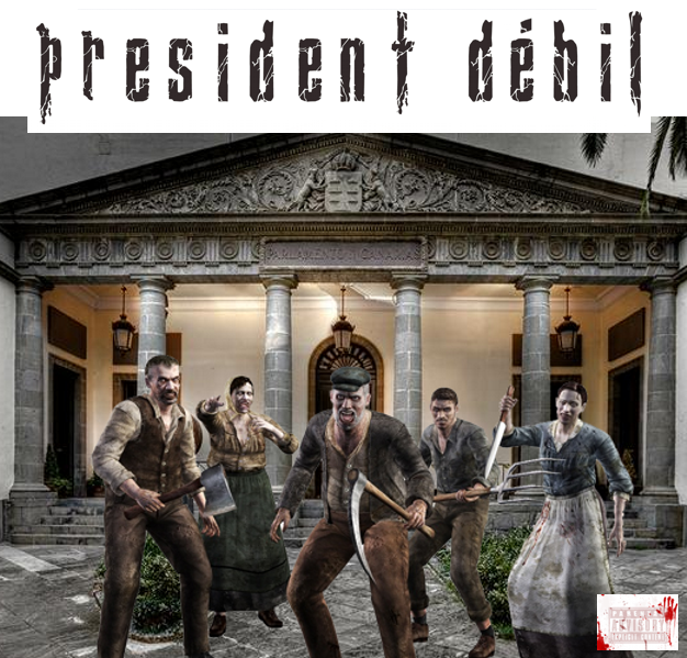 President Débil (The Game)