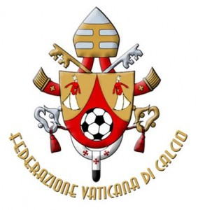 Escudo de la Federazione Vaticana di Calcio