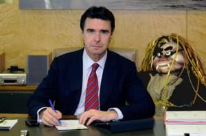 La Bruja Avería nueva asesora de José Manuel Soria