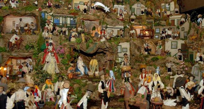 El papa confirma que en el portal de bel n nunca hubo - Figuritas para el belen ...