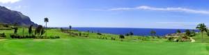 Campo de golf en Tenerife