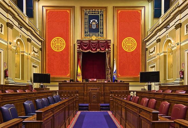 ¿Pueden existir malas energías en nuestro Parlamento?