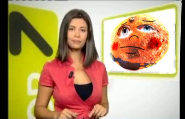 Televisión Canaria nos acerca a la figura de Naranjito