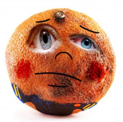 Naranjito en la actualidad.
