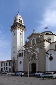 Plaza de la Candelaria. Fuente: Wikipedia