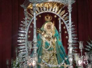 La Virgen de Candelaria prepara pacientemente su estrategia jurídica para ganar este pleito.