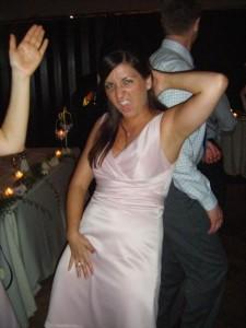 La cuñada borracha es un clásico de los que más juego da en este tipo de bodas