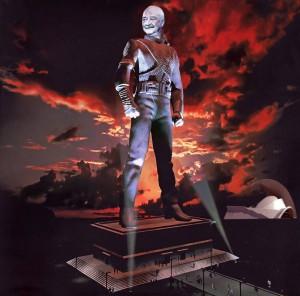 Modestas estatuas con la efigie del expresidente insular podrían colocarse en distintos puntos de la capital