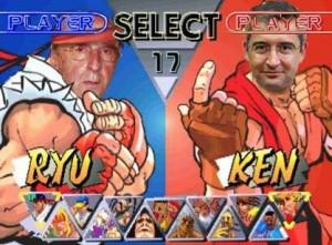 """Imagen en exclusiva de las primeras pruebas de """"Street Fighter: Canarian Final Fight""""."""