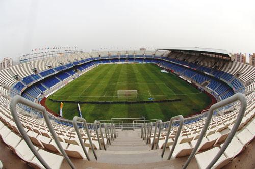 El Heliodoro Rodríguez López será el primer estadio europeo en contar con una peña lírica