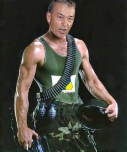 Paulino Rivero, dispuesto para la batalla