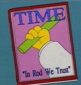 La inanimada barra de carbono obtuvo el apoyo de la revista Time