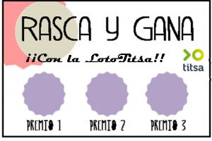 El Rasca y Gana de la LotoTitsa traerá premios instantáneos a los usuarios de la guagua.