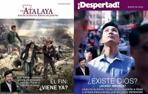 El candidato nacionalista al Cabildo de Tenerife también aparecerá en las revistas de los Testigos de Jehová.