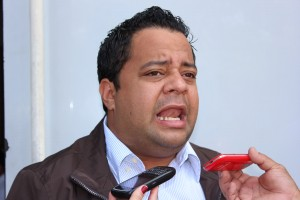 Sebastián Molina está convencido de que con su formación política por fin la democracia llegará a La Guancha