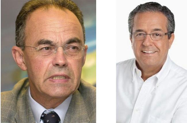 ¿Dos políticos multiplicados?