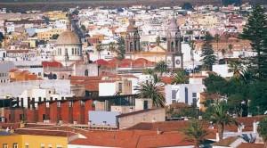 Vista de La Laguna, ahora propiedad del Obispado de la Diócesis Nivariense.