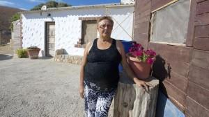 Josefa Hernández espera obtener en breve la tarjeta Cliente Plus de Leroy Merlin
