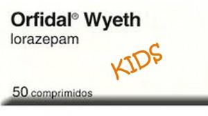 Orfidal Kids, para el niñp desinquieto