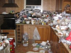 El estado de la cocina horrorizó a los técnicos del Gobierno de Canarias.