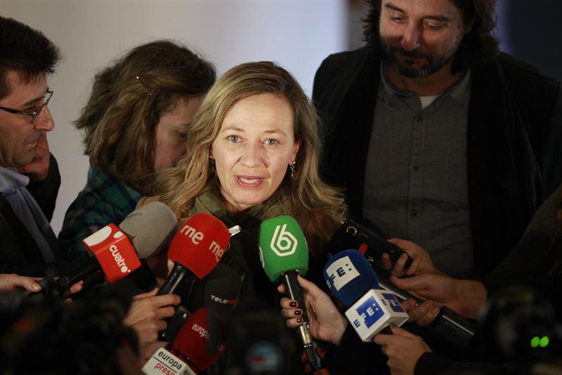 Victoria Rosell pide cambiar a la Guardia Civil del aeropuerto por miembros de Seguridad Integral Canaria