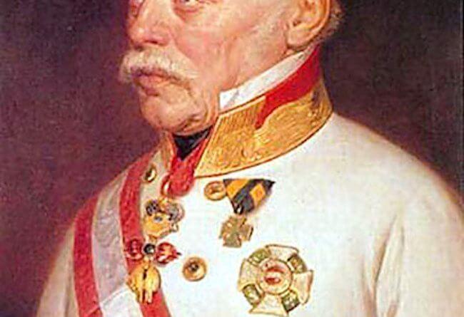 Un mariscal austro-húngaro