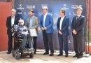 Homenajes del Cabildo de Tenerife a Stephen Hawking