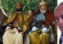 Los Reyes Magos denuncian al Cabildo de Tenerife por competencia desleal tras su regalo a Antonio Plasencia