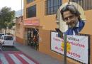 Gustavo Matos realiza una visita institucional al Bazar Fátima