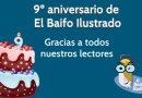 El Baifo Ilustrado celebra su 9º aniversario